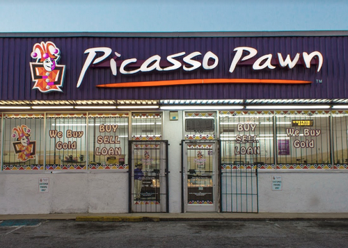 Pawn Shop in Wilmington, NC | Picasso Pawn